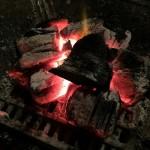 炭のおこしかた