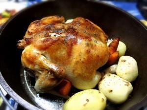 丸鶏 ローストチキン