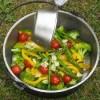 ダッチオーブンで作る温野菜