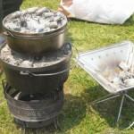 焚き火台とキャンプ