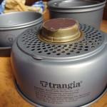 トランギアアルコールバーナーの専用鍋 ストームクッカー