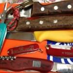 ビクトリノックス(VICTORINOX)のナイフ