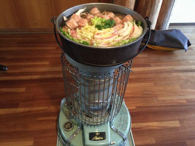 ダッチオーブンでミルフィーユ鍋